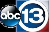 ABC 13 KTRK Houston 2015 logo