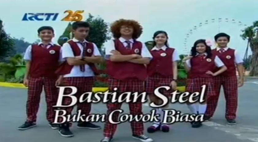 Bastian Steel bukan Cowok Biasa