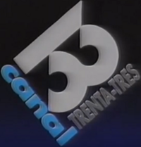 Canal 33 logo 1988.png