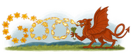 Google St. David's Day