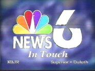 KBJR-TV's News 6's In Touch Video ID From March 2005