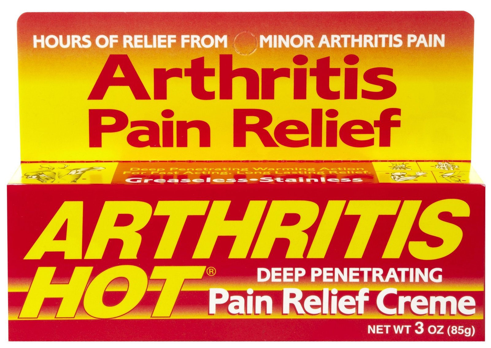 Arthritis Hot