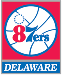 Delaware 87ers logo.png