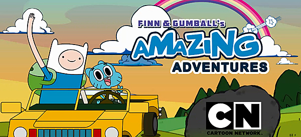 Finn and Gumball's Amazing Adventures
