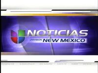 Kluz noticias univision new mexico nightly package 2002