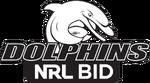 Black-white-dolphins