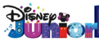 Disney Junior dance party logo