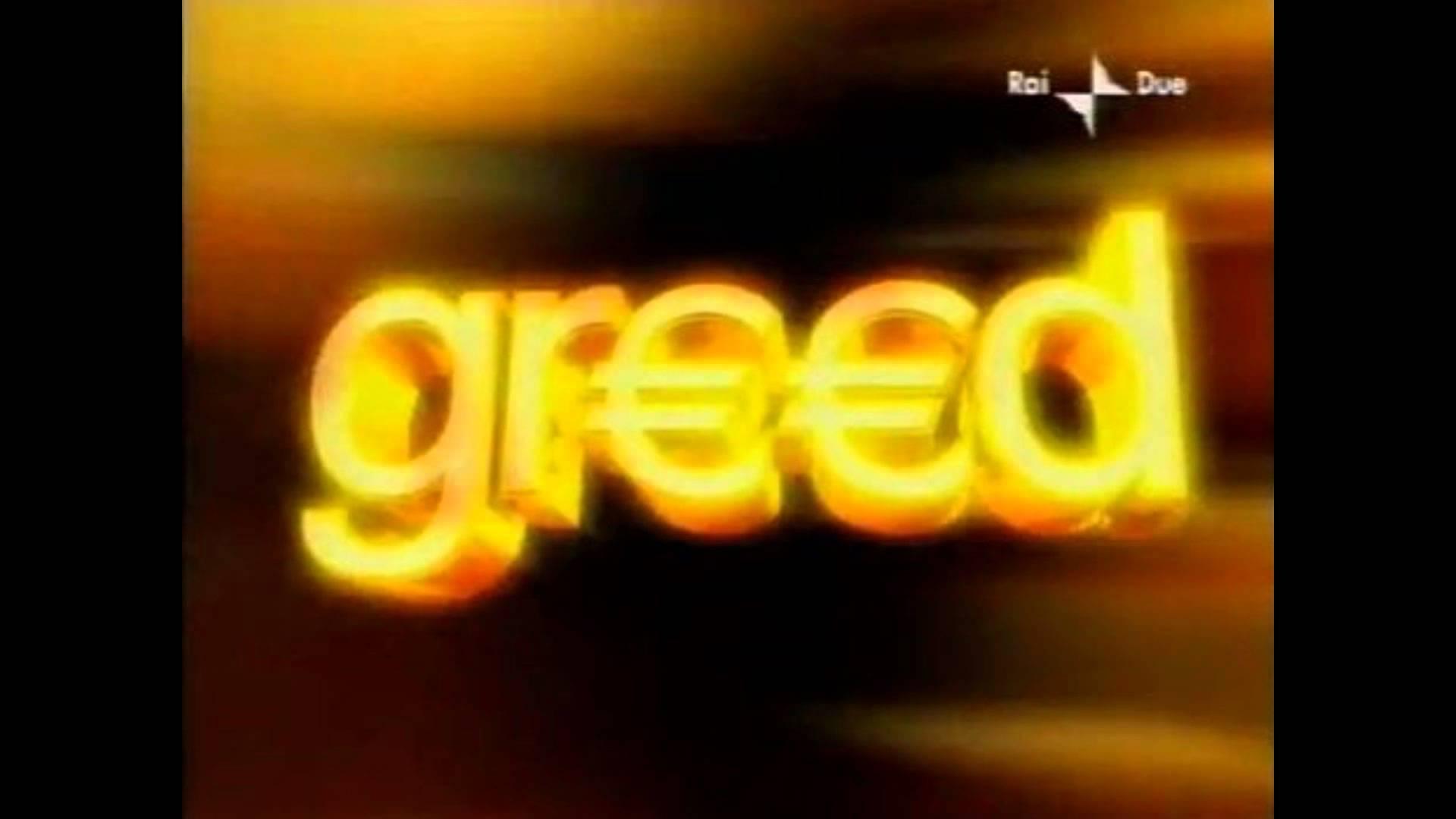 Greed (Italy)