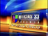 Ktvw noticias univision 33 phoenix 5pm package 2006