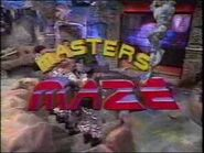 Masters of the Maze S2 Logo
