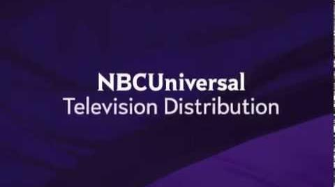 NBCUniversal Television Distribution (1974 2014)