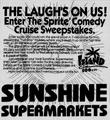 Sunshine Food Stores - 1991 -September 4, 1991-