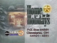 WEWS Home For The Holidays 1994