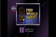 WPRI-TV The ABC 1987 World Series