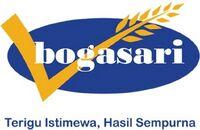 Bogasari with slogan