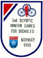 Geilo 1980 Paralympics logo.png