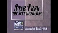 KTXL Star Trek The Next Generation Promo (31 December 1992)