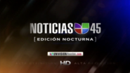 Kxln noticias univision 45 10pm package 2011