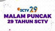 Malam puncak HUT SCTV 29