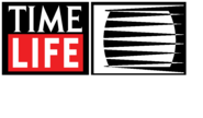 Time Life Video Logo (Inverted)