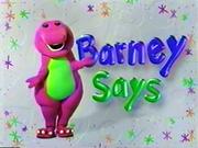 Barney Says Logo (Season 3).png