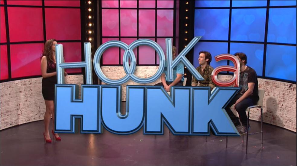 Hook a Hunk