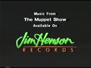 Jim Henson Records soundtrack Muppet show