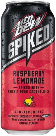 Mtn Dew Spiked Raspberry Lemonade