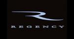Regency retro logo m