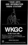WKGC - 1988 - Arts & Information -February 16, 1990-