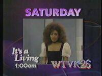 WTVK Its a Living 88 Promo