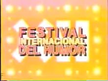 Festival Internacional del Humor 1995 logo.png