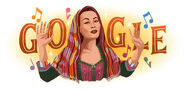 Google Yma Sumac's 94th Birthday
