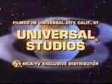 Universal TV 1969-1970