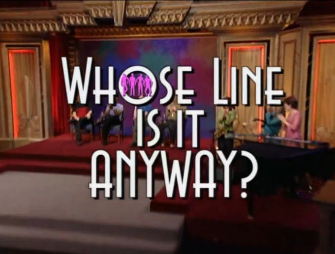 Whose Line Is It Anyway? (US TV show)