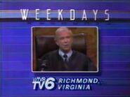 WTVR Divorce Court 1986 ID