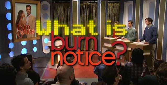 What is Burn Notice?