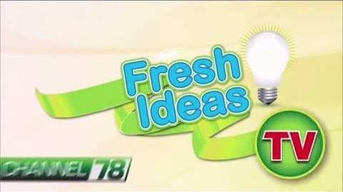 Fresh Ideas TV Promo