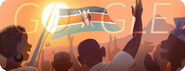 Google Kenya Independence Day 2013