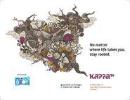 Kappa TV Launch Poster