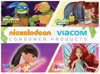 Nickelodeon Viacom Consumer Products
