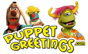 Puppet Greetings