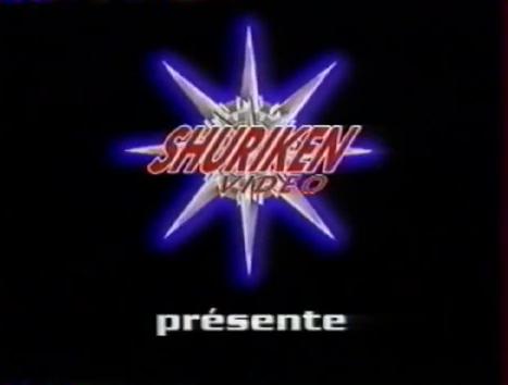 Shuriken Video