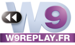 W9REPLAY.FR - Logo
