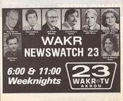 WAKR News Flyer