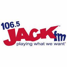 106.5 JackFM Logo
