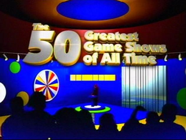 The 50 Greatest Game Shows of All-Time