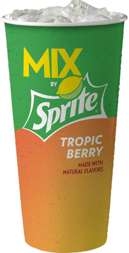MIX Sprite Tropical Berry