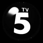 TV5 Print Logo (2015-2018)