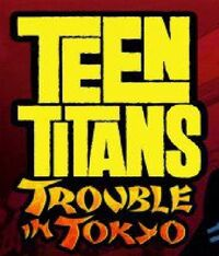 Teen tinans- trouble in tokyo, yellow.JPG